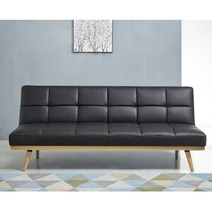 Bulloch Solid Sleeper Sofa by Mercury Row