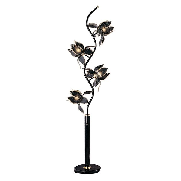 Bayard 73 Floor Lamp by World Menagerie