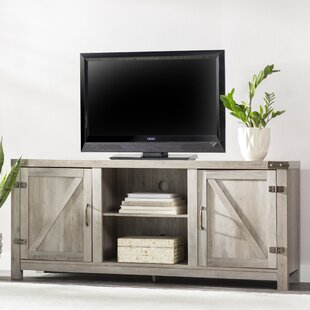 Manzano 58 Tv Stand With Optional Fireplace