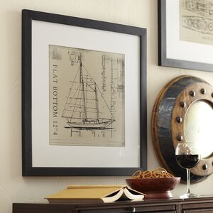 Starboard Framed Print II by Birch Lane™