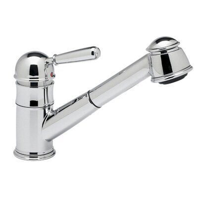 Pull Out Faucets Single Handle Kitchen Faucet by Rohl