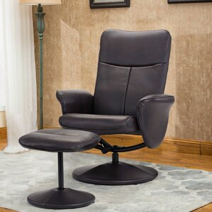 swivel armchairs for living room. Warrington Contemporary Living Room Swivel Armchair and Ottoman Chairs You ll Love  Wayfair
