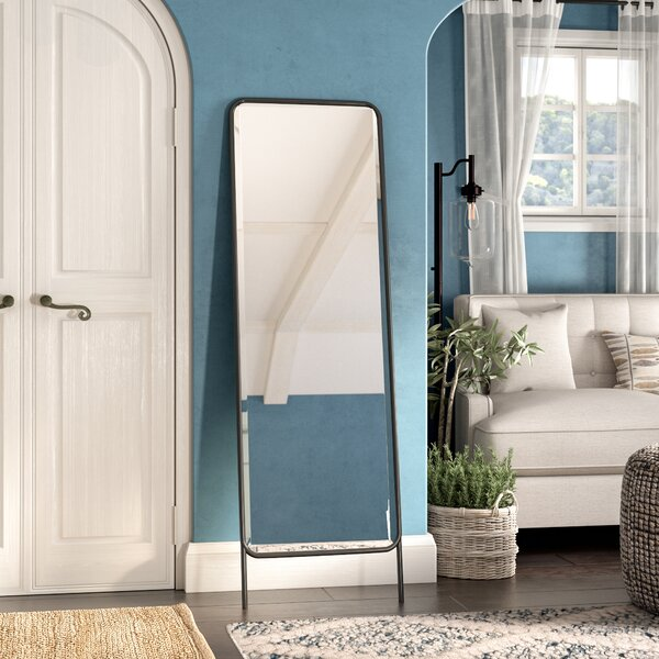 Latorre Leaning Full Length Mirror by Gracie Oaks