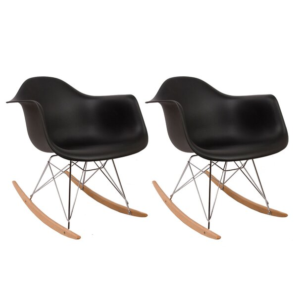 Rocking Chair (Set Of 2) By George Oliver