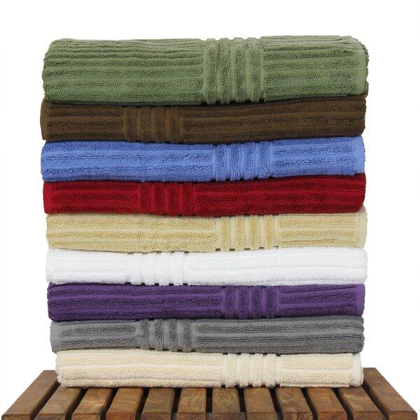Wellston Turkish Cotton Washcloth (Set of 12) by Winston Porter