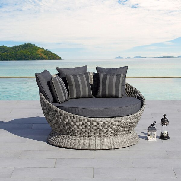 Top Brand Englewood Loveseat With Cushions By Beachcrest
