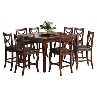 Looking for Aya Counter Height Extendable Dining Table by Alcott Hill