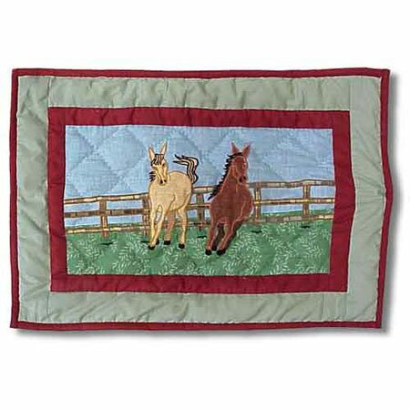 Horse Placemat (Set of 4) by Patch Magic