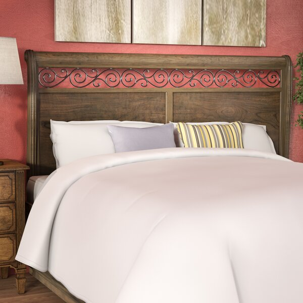 Thach Sleigh Headboard By Charlton Home by Charlton Home Discount