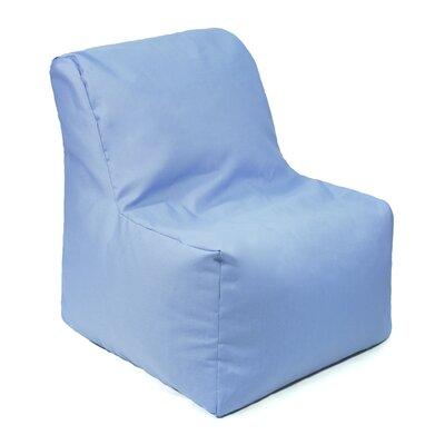 Denim Look Bean Bag Chair