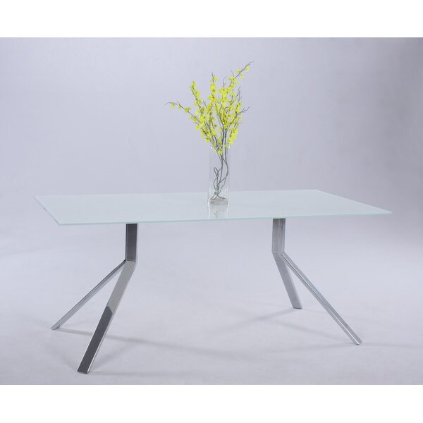 Kwandell Split Pyramid Dining Table by Orren Ellis