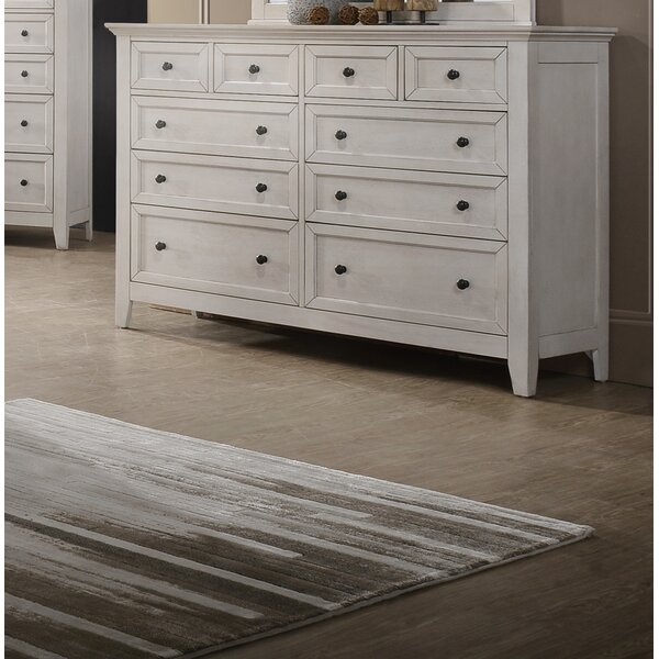 San Mateo Dresser 10 Drawer by Imagio Home by Intercon