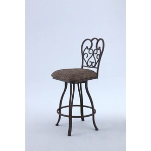 Orleans Swivel Counter Height Bar Stool  sc 1 st  Wayfair & Plush Counter Height Bar Stool | Wayfair islam-shia.org