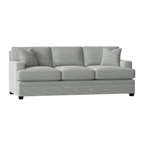 Living Your Way Track Arm Dreamquest Queen Sleeper By Wayfair Custom Upholstery™