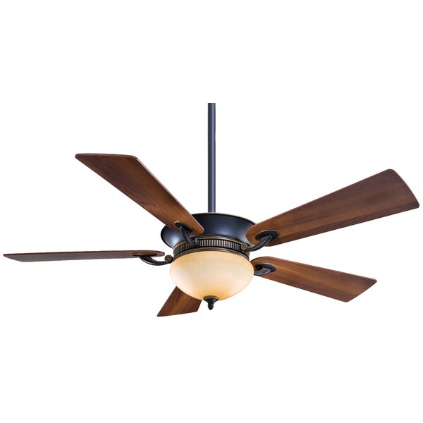 52 Delano 5 Blade LED Ceiling Fan by Minka Aire