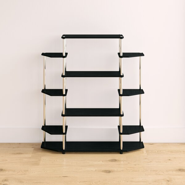 Georgette Wall Etagere Bookcase By Zipcode Design