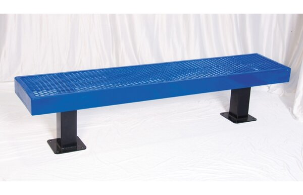 Metal and Plastic Picnic Bench by UltraPlay
