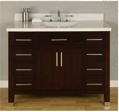 Monaco 43 Vanity Set by Empire Industries