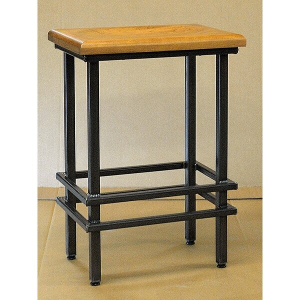 Richmond Solid Wood Bar & Counter Stool by Conrad Grebel Conrad Grebel