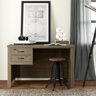 Bedlington 2 Drawer Writing Desk