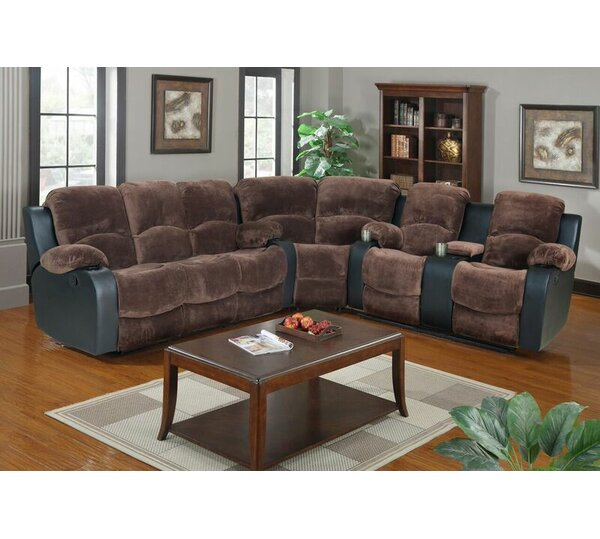 Sage Reclining Sectional by Beverly Fine Furniture