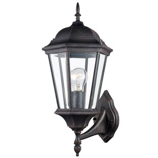 Affordable Kenwood 1-Light Outdoor Sconce By Lark Manor