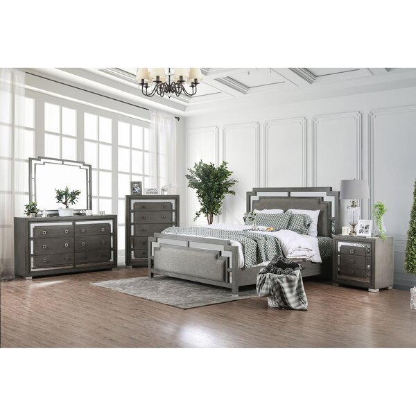 Pescadero Standard Configurable Bedroom Set by Rosdorf Park