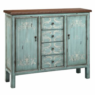 Affordable Tess 2 Door Cabinet in Soft Surf Accent Cabinet By One Allium Way