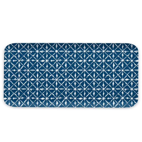 Bagby Long Melamine Platter by Bungalow Rose