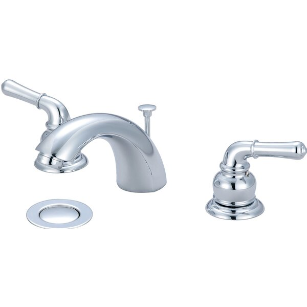 Standard Bathroom Faucet with Drain Assembly by Olympia Faucets