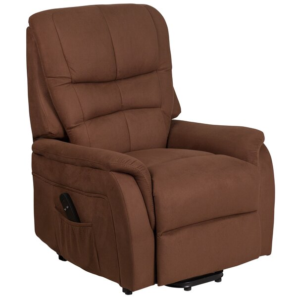 Jaliyiah Remote Powered Recliner Lift Assist by Red Barrel Studio