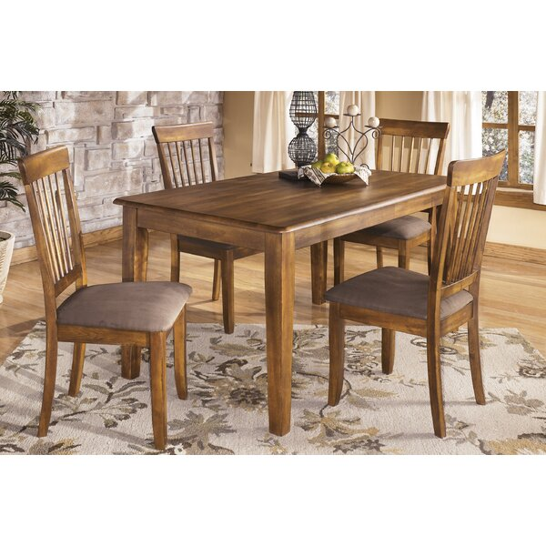 Solange 5 Piece Dining Set by Bay Isle Home Bay Isle Home