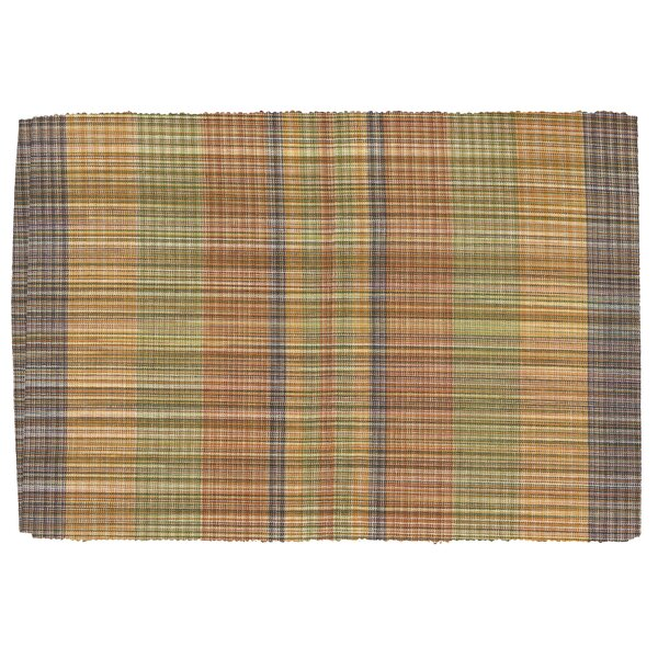 Huie Rectangular Woven Placemat (Set of 4) by August Grove