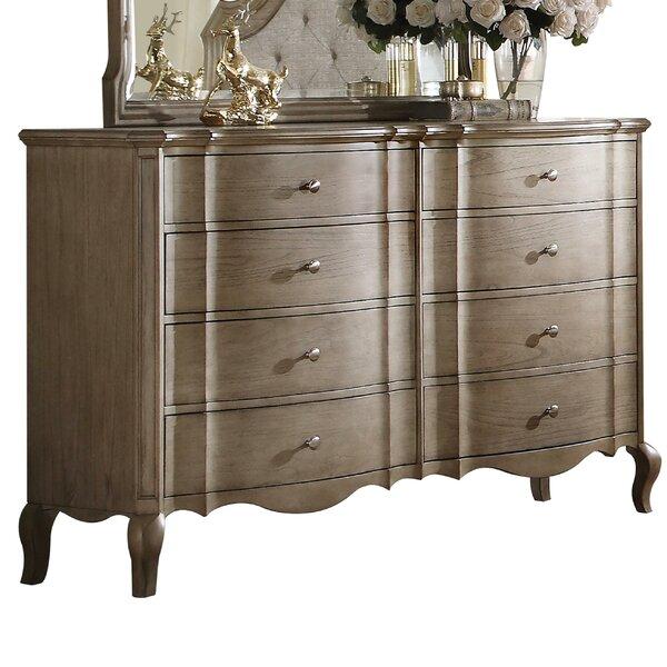 Anatolio 8 Drawer Double Dresser by One Allium Way