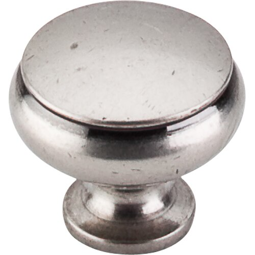 Tuscany Cumberland Mushroom Knob by Top Knobs