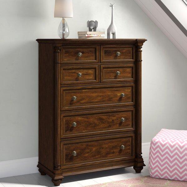 Leesburg 5 Drawer Chest by Hooker Furniture Hooker Furniture