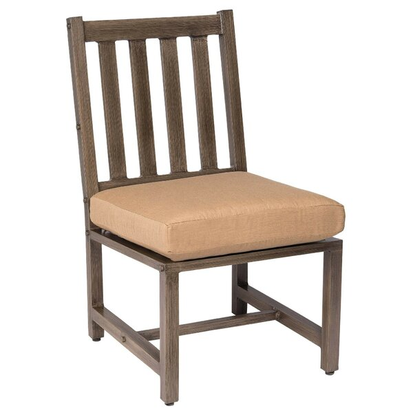 Woodlands Patio Dining Chair by Woodard Woodard