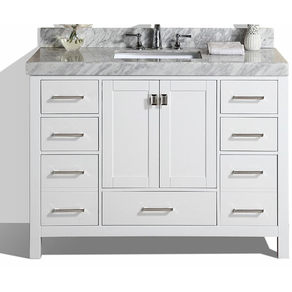 Laub 49 Single Modern Bathroom Vanity Set by House of Hampton