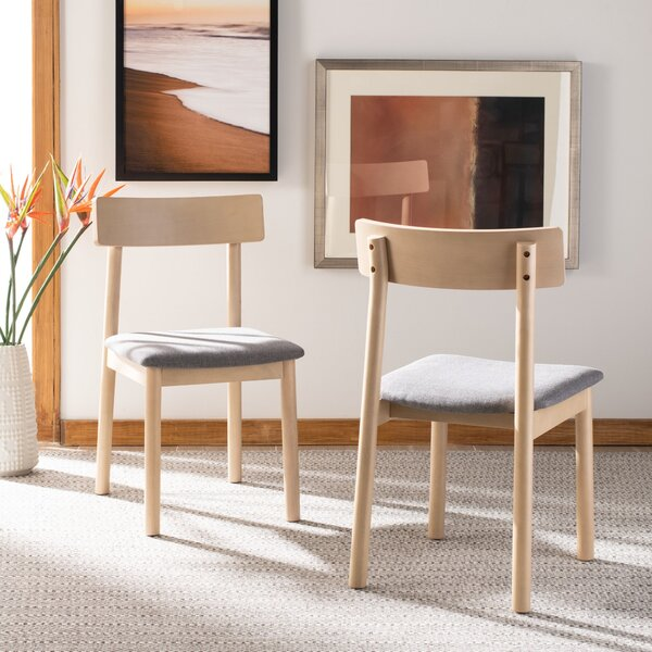 Gianluca Retro Dining Chair (Set of 2) by Wrought Studio