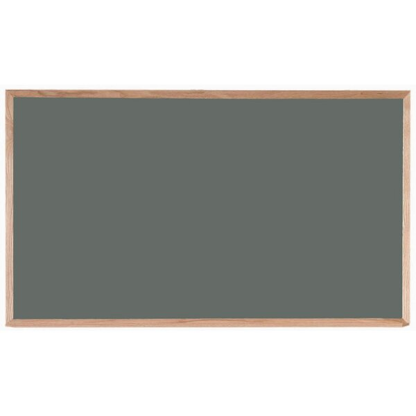 Magnetic Wall Mounted Chalkboard by AARCO
