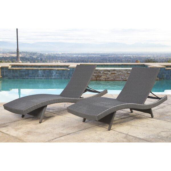 Arturo Chaise Lounge (Set of 2) by Latitude Run