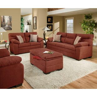 Stephen Configurable Living Room Set  by Red Barrel Studio