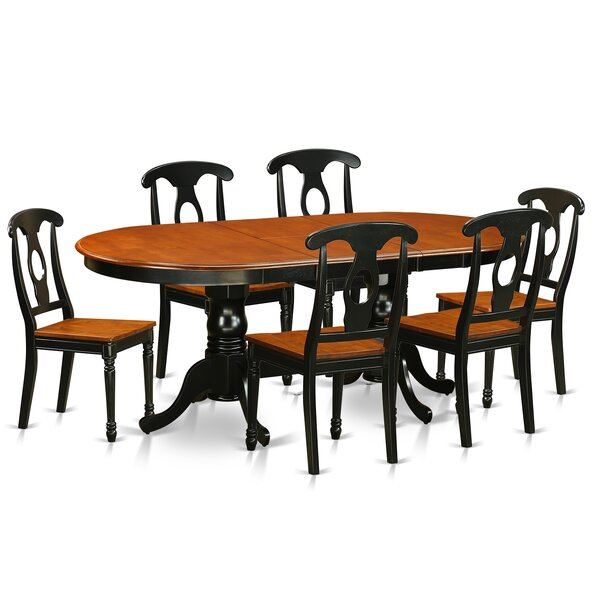 Pilcher Modern 7 Piece Dining Set by August Grove