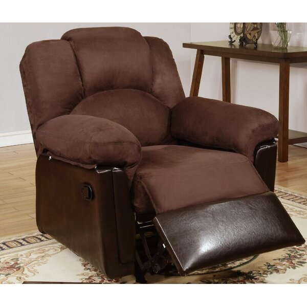 Highland Creek Manual Glider Recliner by Latitude Run