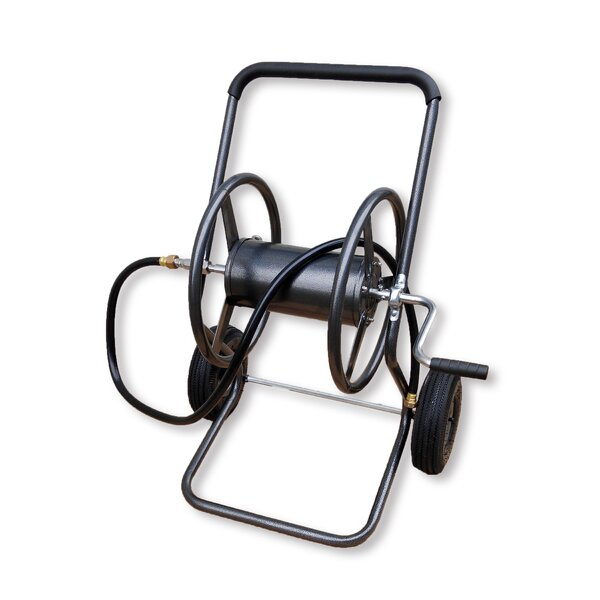 Hose Reel Cart by Backyard Expressions