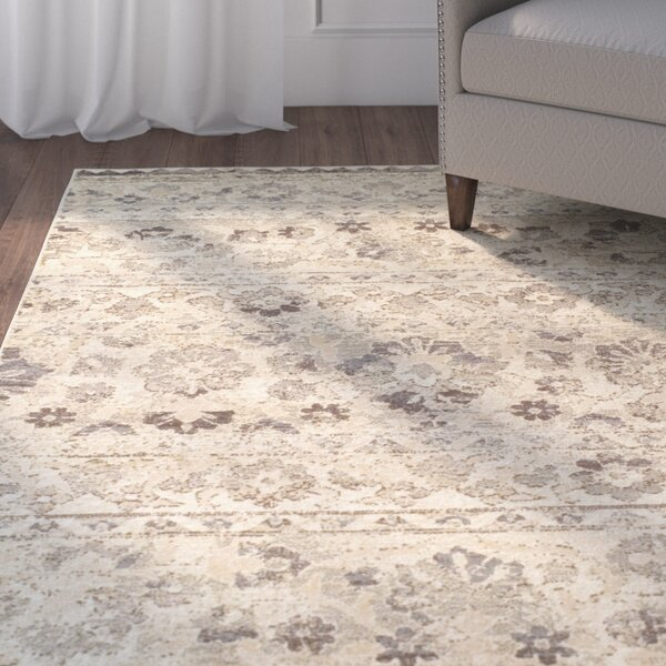 Callicoon Beige Area Rug by Charlton Home