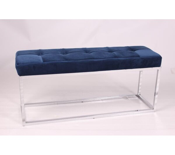 Arelious Upholstered Bench by Mercer41