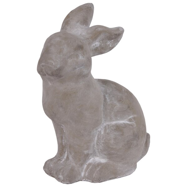 Ashburnham Sitting Rabbit Figurine by Charlton Home