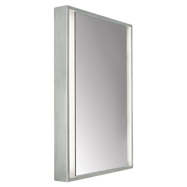 Siber Bathroom/Vanity Mirror by Tech Lighting