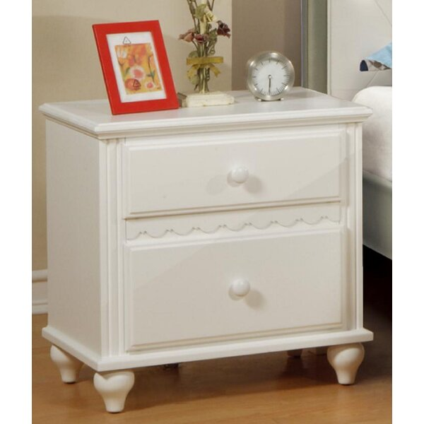 Alldredge 2 Drawer Nightstand By Sunshine Furniture Group
